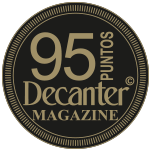95 puntos, añada 2.014, Decanter Magazine 2.019
