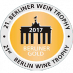 Premium Gold, vintage 2005. Berliner Wine Trophy 2017