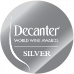 Silver Medal, vintage 2001, Decanter awards, 2011 U.K.