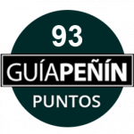93 Points, vintage 2004, Guia Peñin, 2016, Spain